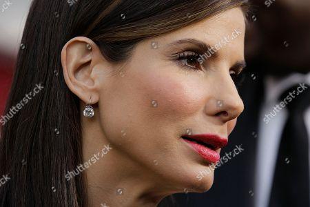 Editorial image of People Sandra Bullock, Los Angeles, USA