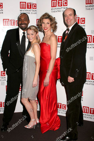 Jesse L Martin, Kate Reinders, Christine Baranski, Christopher Ashley