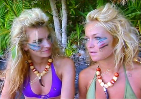 A video grab of Lucy Buchanan (left). A second Channel 4 reality show faces a storm of controversy after one of its contestants made 'Hitleresque' racist comments on air. Ofcom has received 46 complaints over the comments on the first episode of the series of Channel 4's Shipwrecked Battle of the Islands. The comments, made by 18-year-old gap year student Lucy Buchanan, were broadcast across the nation just days after Jade Goody was at the centre of a racist row over comments she made on Celebrity Big Brother about against Bollywood star Shilpa Shetty. An Ofcom spokeswoman confirmed that they were investigating a number of complaints by viewers on the racist nature of the exchange on Shipwrecked Battle of the Island. Lucy, 18, shocked fellow contestants by launching into a tirade against fat people, branding them 'offensive' before turning against black people.