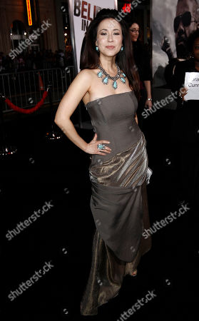 "Stock Picture of Lora Cunningham Lora Cunningham arrives at the premiere of ""The Book of Eli"" in Los Angeles on"