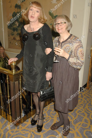 Editorial image of The South Bank Show Awards, The Savoy Hotel, London, Britain - 23 Jan 2007