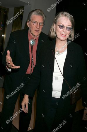 Stock Picture of Robert Thurman and Nena von Schlebrugge