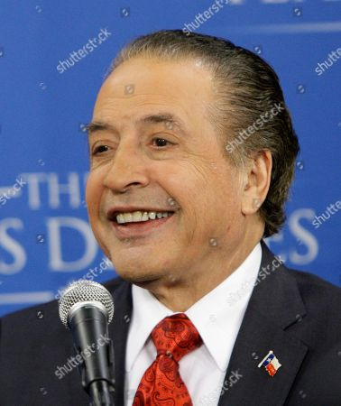 Farouk Shami Democratic gubernatorial businessman Farouk Shami in Fort Worth, Texas