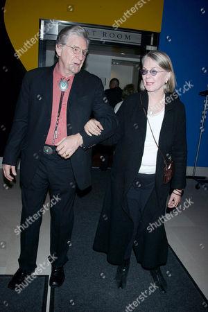 Robert Thurman and Nena von Schlebrugge