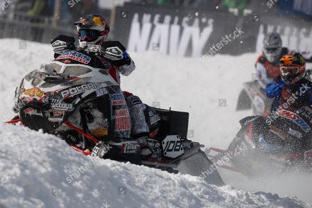 Editorial image of Winter X Games, Aspen, USA