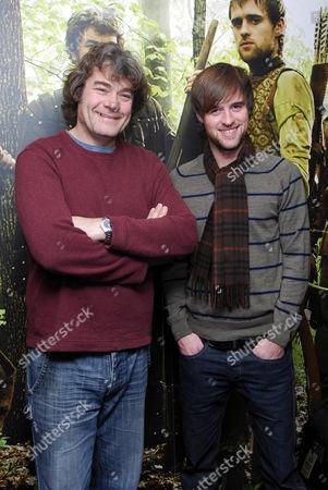 Gordon Kennedy and Jonas Armstrong