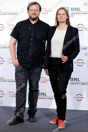 Editorial photo of Italy Film Festival Little Wing Photo Call, Rome, Italy - 17 Oct 2016