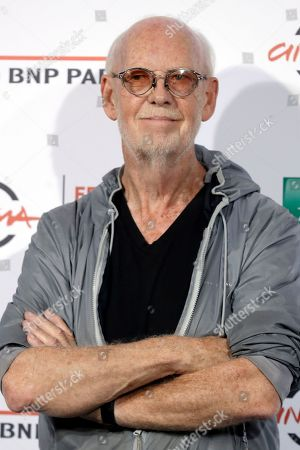 """Mick Jackson Director Mick Jackson poses for photographers during the photo call of the movie """"Denial"""", at the Rome Film Festival, in Rome"""
