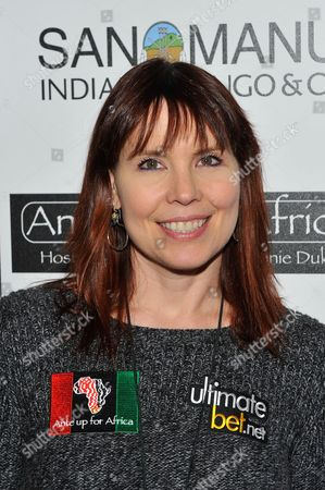 Annie Duke Professional Poker Player Annie Duke attends the 2nd Annual Ante Up for Africa poker tournament to benefit Darfur at San Manuel Indian Bingo & Casino in Highland, California on October 29th, 2009