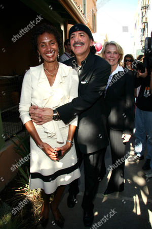 Editorial picture of Grand opening of 'The Santana House', the Violence Intervention Program new facility on the grounds of Los Angeles County and USC Medical Center, Los Angeles, America - 24 Jan 2007