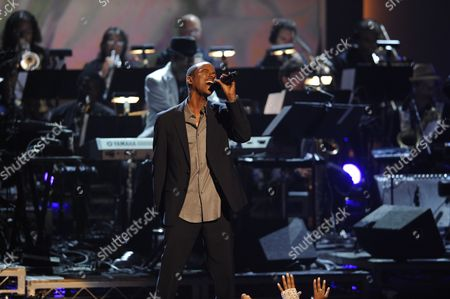 Tevin Campbell Tevin Campbell performs at the 9th Annual BET Awards, in Los Angeles