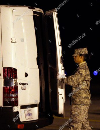 Editorial photo of Casualty Return Afghanistan, Dover Air Force Base, USA