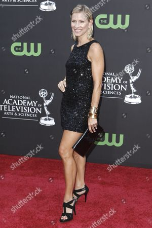 Editorial photo of Daytime Emmy Awards Arrivals, Los Angeles, USA