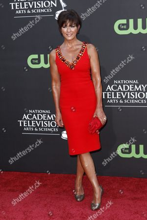 Stock Picture of Colleen Zenk Pinter Colleen Zenk Pinter arrives at the Daytime Emmy Awards, in Los Angeles