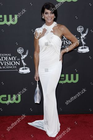 Lesli Kay Lesli Kay arrives at the Daytime Emmy Awards, in Los Angeles