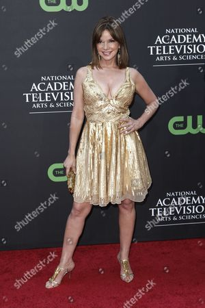 Bobbie Eakes Bobbie Eakes arrives at the Daytime Emmy Awards, in Los Angeles