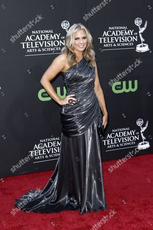 Terri Colombino Terri Colombino arrives at the Daytime Emmy Awards, in Los Angeles