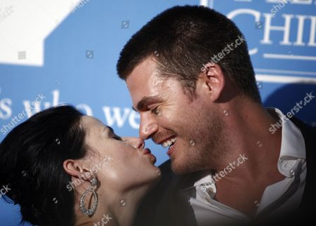 Jeff Branson, Jaimie Foley Jeff Branson and his girlfriend, Jaimie Foley, backstage at the Daytime Emmy Awards, in Los Angeles