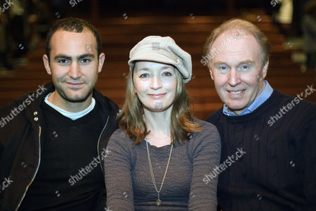 Khalid Abdalla, Lesley Manville and Tim Pigott-Smith