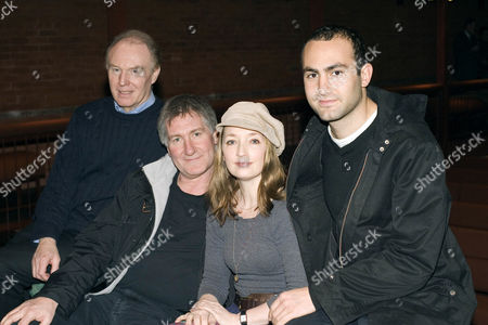Stock Picture of Tim Pigott-Smith, George Fenton, Lesley Manville and Khalid Abdalla
