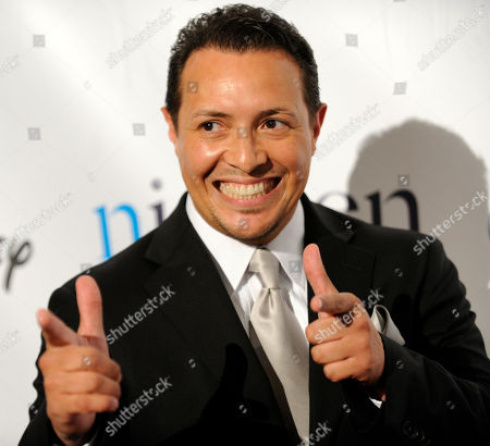 Stock Picture of Hector Bustamante Actor Hector Bustamante arrives for the 24th Annual Imagen Awards in Beverly Hills, Calif
