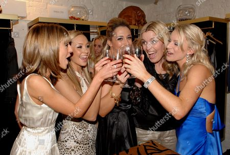 Heather Swan (Michael Chopra girlfriend), Charlotte Mears (Jermain Defoe girlfriend), Cassie Sumner (Michael Essien girlfriend), Jadene Bircham (Marc Bircham wife), Elle Isaac (Paul Ifil girlfiend)