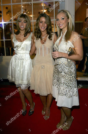 Heather Swan, Nicola T and Charlotte Mears