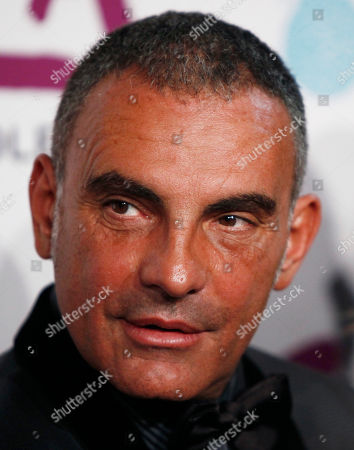 Christian Audigier Christian Audigier arrives for the Opening Night Gala for KOOZA, the big top touring show from Cirque du Soleil, in Santa Monica, Calif. on