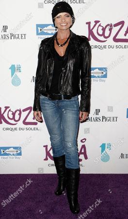 Editorial image of Kooza Opening Night Gala, Santa Monica, USA