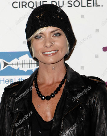 Jamie Pressly Actress Jamie Pressly arrives for the Opening Night Gala for KOOZA, the big top touring show from Cirque du Soleil, in Santa Monica, Calif. on