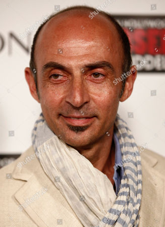 """Shaun Toub Shaun Toub arrives at the book party for Mark Liddell's """"EXPOSED: 10 Years in Hollywood"""" in Los Angeles on"""