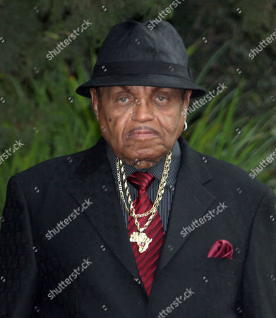 Joe Jackson Michael Jackson's father Joe Jackson leaves the family residence in the Encino section of Los Angeles for his son's funeral on Thursday Sept. 3,2009. Jackson is scheduled to be interred in the Great Mausoleum, where he will be joining Hollywood legends such as Clark Gable, Jean Harlow and W.C. Fields