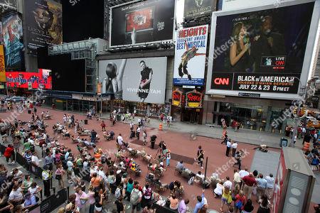 Editorial photo of Michael Jackson, New York, USA