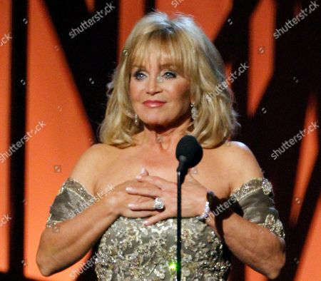 Barbara Mandrell Recording artist Barbara Mandrell at the 43rd Annual Country Music Awards in Nashville, Tenn. The Musicians Hall of Fame inducted 12 new members, across the genres, including bluesman Buddy Guy, British rock guitarist Peter Frampton and pedal steel player and country singer Barbara Mandrell