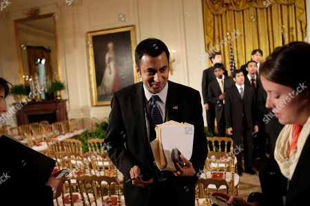 Stock Picture of Kalpen Suresh Modi Kalpen Suresh Modi, Associate Director of the White House Office of Public Engagement, is seen in the East Room of the White House in Washington, . The former actor known as Kal Penn is currently serving under the Obama Administration