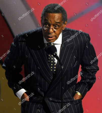 """Don Cornelius Don Cornelius is seen at the 9th Annual BET Awards, in Los Angeles. Cornelius, creator of the long-running TV dance show """"Soul Train,"""" shot himself to death Wednesday morning, Feb. 1, 2012 at his home in Los Angeles, police said. He was 75"""