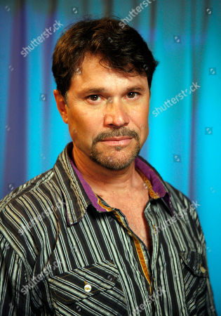 Peter Reckell Actor Peter Reckell poses for a portrait in New York