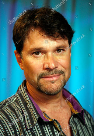 Stock Image of Peter Reckell Actor Peter Reckell poses for a portrait in New York