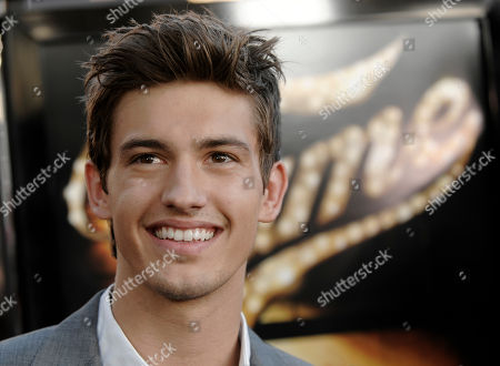 """Asher Book Actor Asher Book arrives at the premiere of the film """"Fame"""" in Los Angeles"""