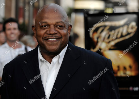 "Charles S. Dutton Actor Charles S. Dutton arrives at the premiere of the film ""Fame"" in Los Angeles"