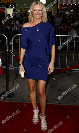 """Stock Image of Anne Marie DeLuise Cast member Anne Marie DeLuise arrives at the premiere of """"Love Happens"""" in Los Angeles on"""