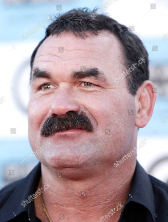 """Don Frye Don Frye arrives at the premiere of """"Public Enemies"""" in Los Angeles on"""