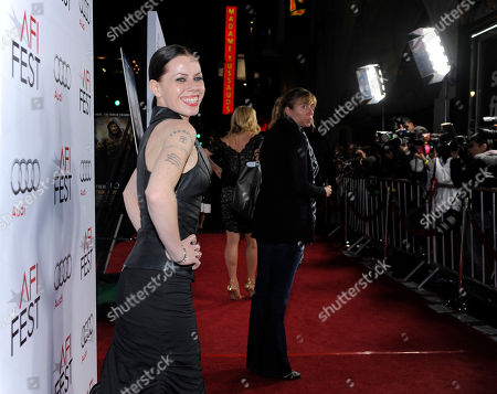 """Fairuza Balk Fairuza Balk, a cast member in """"The Bad Lieutenant: Port of Call New Orleans,"""" arrives at the premiere of the film at AFI Fest 2009 in Los Angeles"""