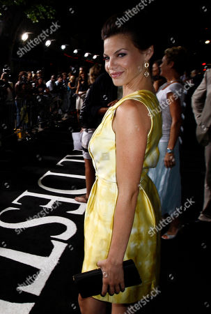 """Haley Webb Cast member Haley Webb arrives at the premiere of """"The Final Destination"""" in Los Angeles on"""
