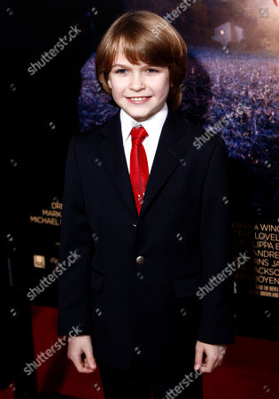 """Stock Picture of Christian Ashdale Christian Ashdale arrives at the premiere of """"The Lovely Bones"""" in Los Angeles on"""