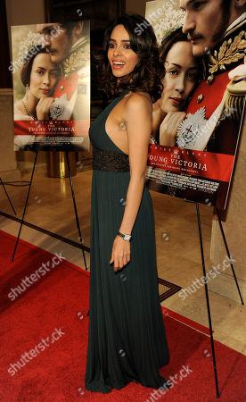 Editorial photo of Premiere The Young Victoria LA, Los Angeles, USA