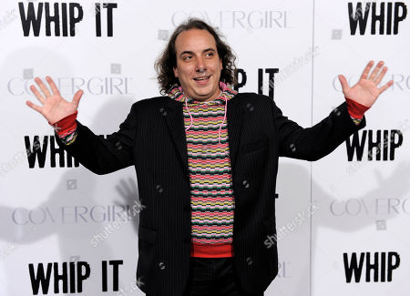 """Har Mar Superstar Har Mar Superstar, a cast member in the new film """"Whip It,"""" arrives at the premiere of the film in Los Angeles"""