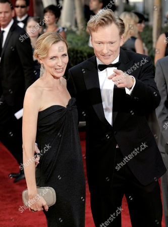 Editorial picture of Primetime Emmy Awards Arrivals, Los Angeles, USA
