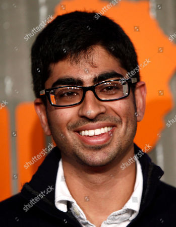 Stock Picture of Anoop Desai Anoop Desai arrives at Puma's African Bazaar event in Los Angeles on