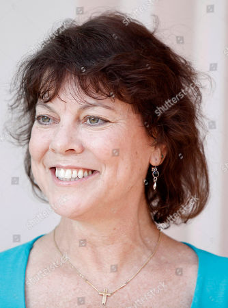"""Stock Image of Erin Moran Erin Moran arrives at the Academy of Television Arts and Sciences' """"A Father's Day Salute to TV Dads"""" in the North Hollywood section of Los Angeles on"""